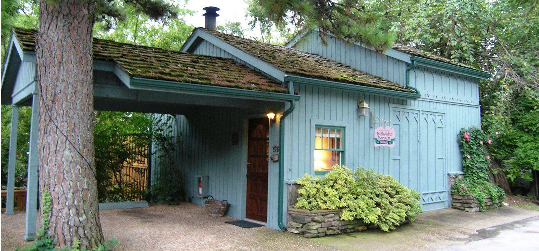 Hillside Haven Cottage Eureka Springs Treehouses Treehouse Cottages Cottage Tree House