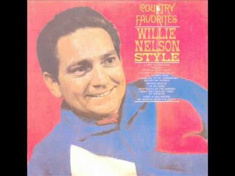 Track 10 of the 1966 LP, Country Favorites - Willie Nelson Style