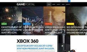 Video Games & Gaming Blog WordPress Themes - Video Gaming Entertainment