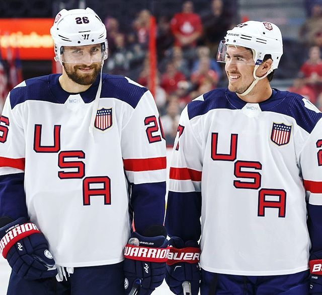 It S Gameday Who S Ready To Watch Teamusa Take On Team Europe At 3 30 P M Et On Espn2 In The 2016 World Cup Of Hoc Usa Hockey Hockey World Cup Team Usa