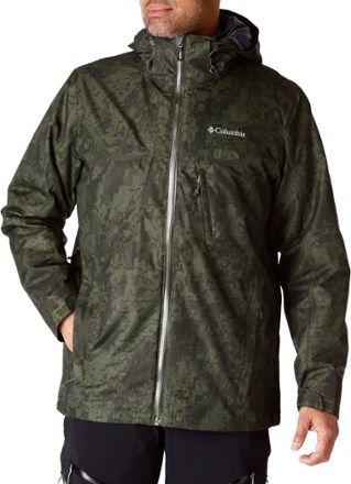 Columbia Men's Whirlibird Interchange 3-in-1 Jacket