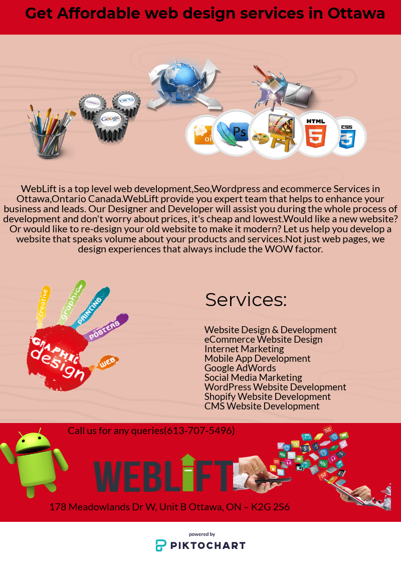 If you find Web Design and Website development company in