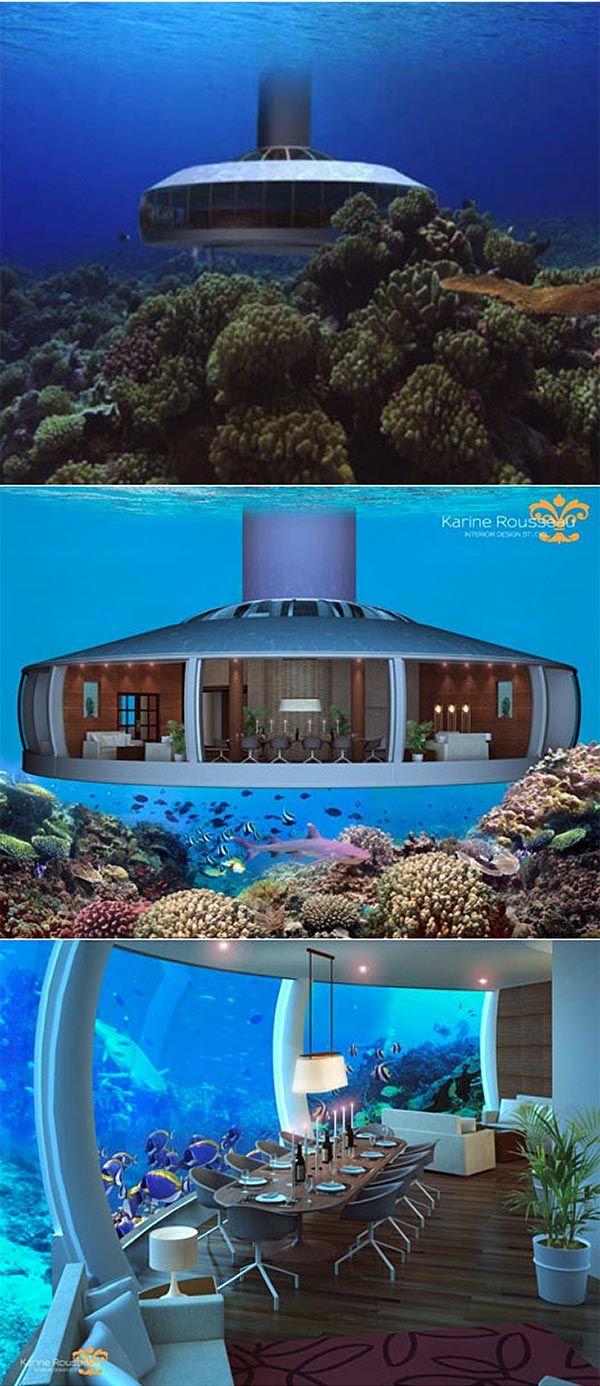 Underwater Apartment
