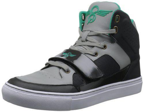 Creative Recreation Men's Cota Sneaker,Grey/Charcoal/Black,8 M US Creative Recreation