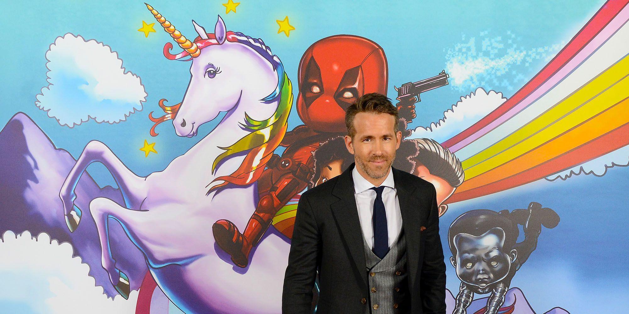 Ryan Reynolds Donne Son E Mail Pendant Une Interview