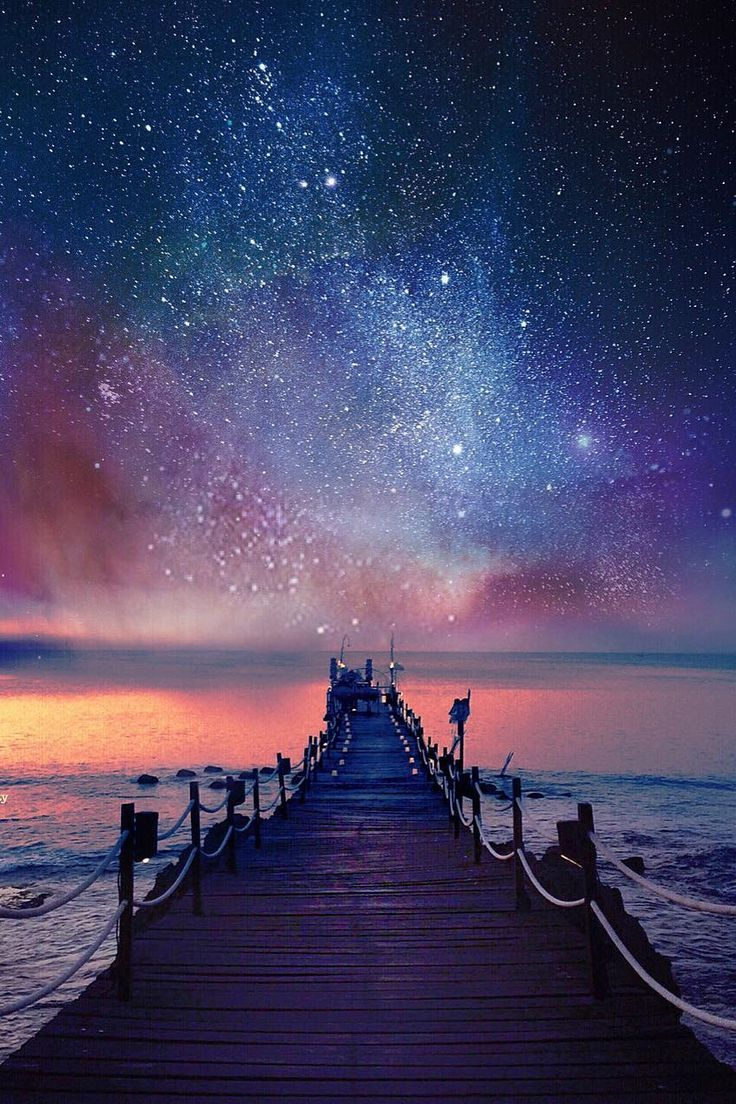 Billede Resultat For Smuk Pink Starry Night-9416
