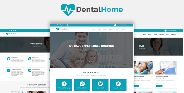 Cool dentalhome well being healthcare and dentist html5 template cool dentalhome well being healthcare and dentist html5 template retail maxwellsz