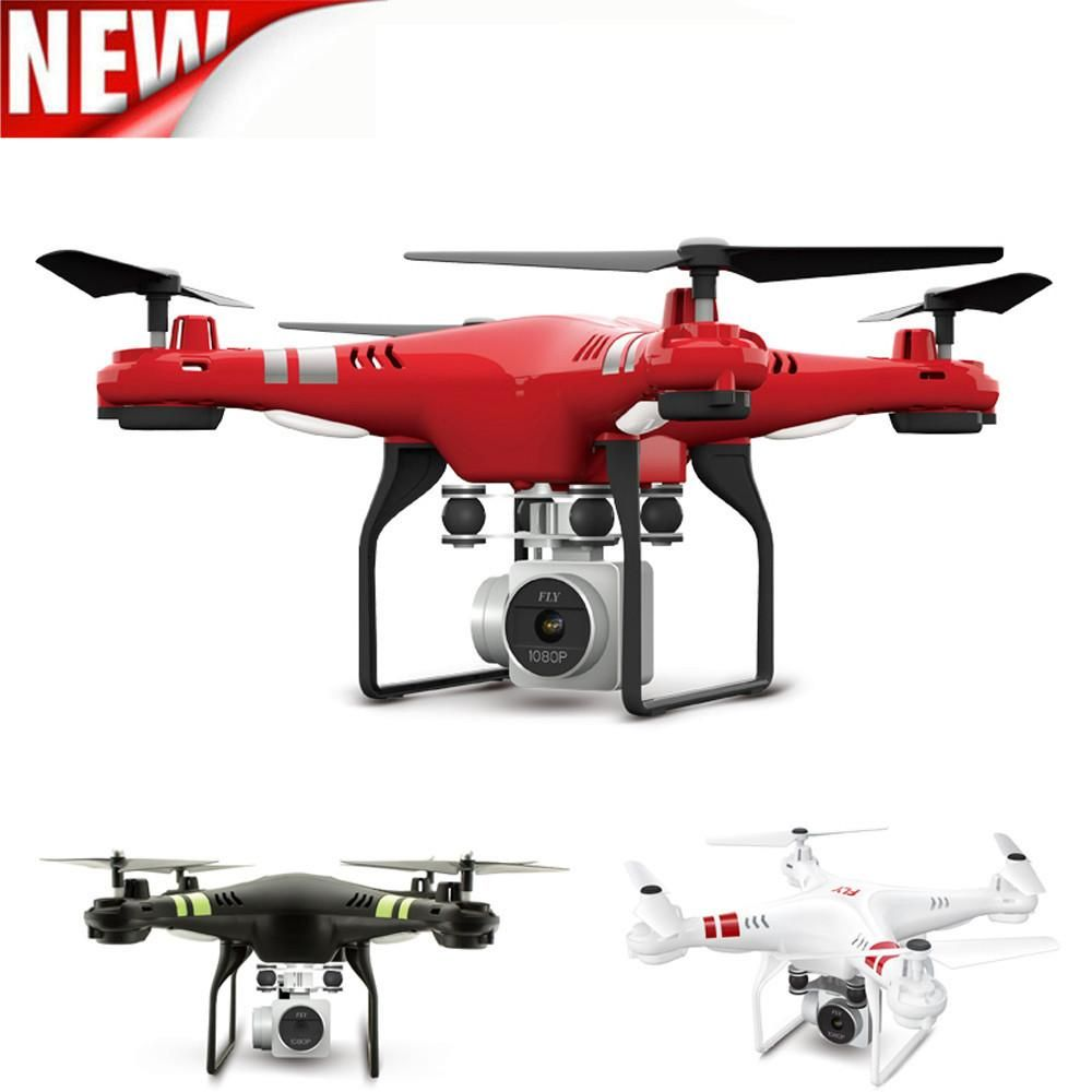 Mini Drone with 2 4G Altitude Hold HD Camera Quadcopter RC