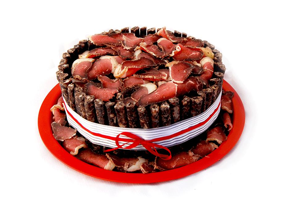 Biltong Cake Recipe