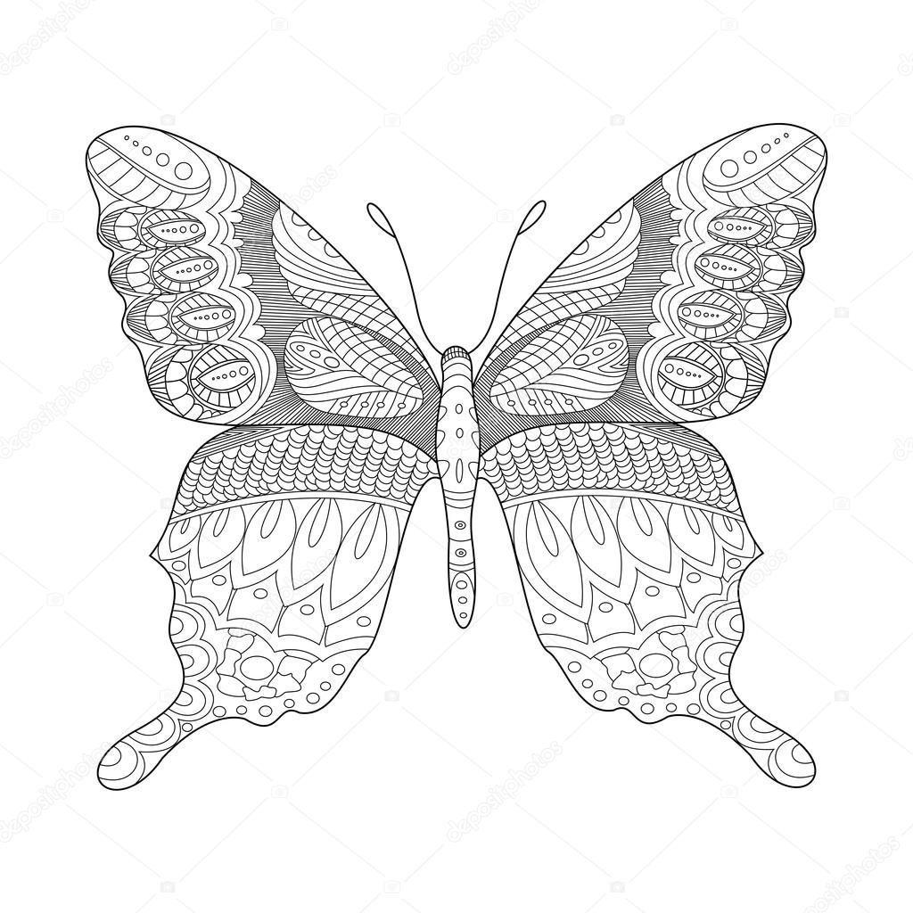 Mooie Vlinders Om Te Tekenen Google Zoeken Vlinder Tekening Vlinders Schetsen