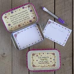 Grandmothers Prayer Box www.kennebugboutique.com save 10% with code TAKE10