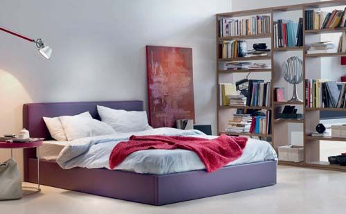 Enjoyable and Entertaining Bedroom Design by Discovering the Owner's Style