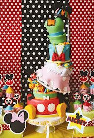 Mickey Carnival Party.