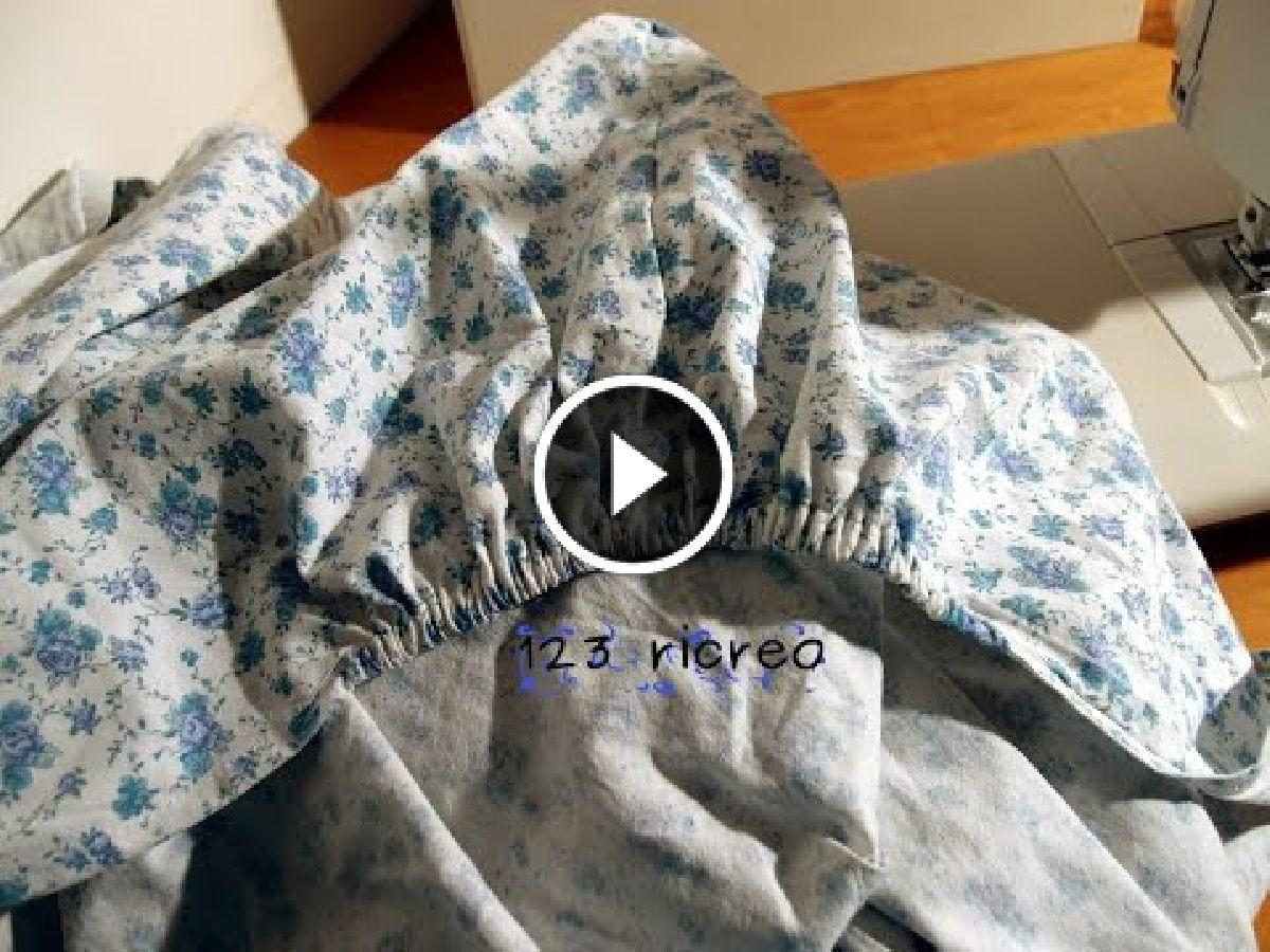 Utilissimo!! Non so voi ma io amo le lenzuola con angoli perché non si sfilano da sotto il