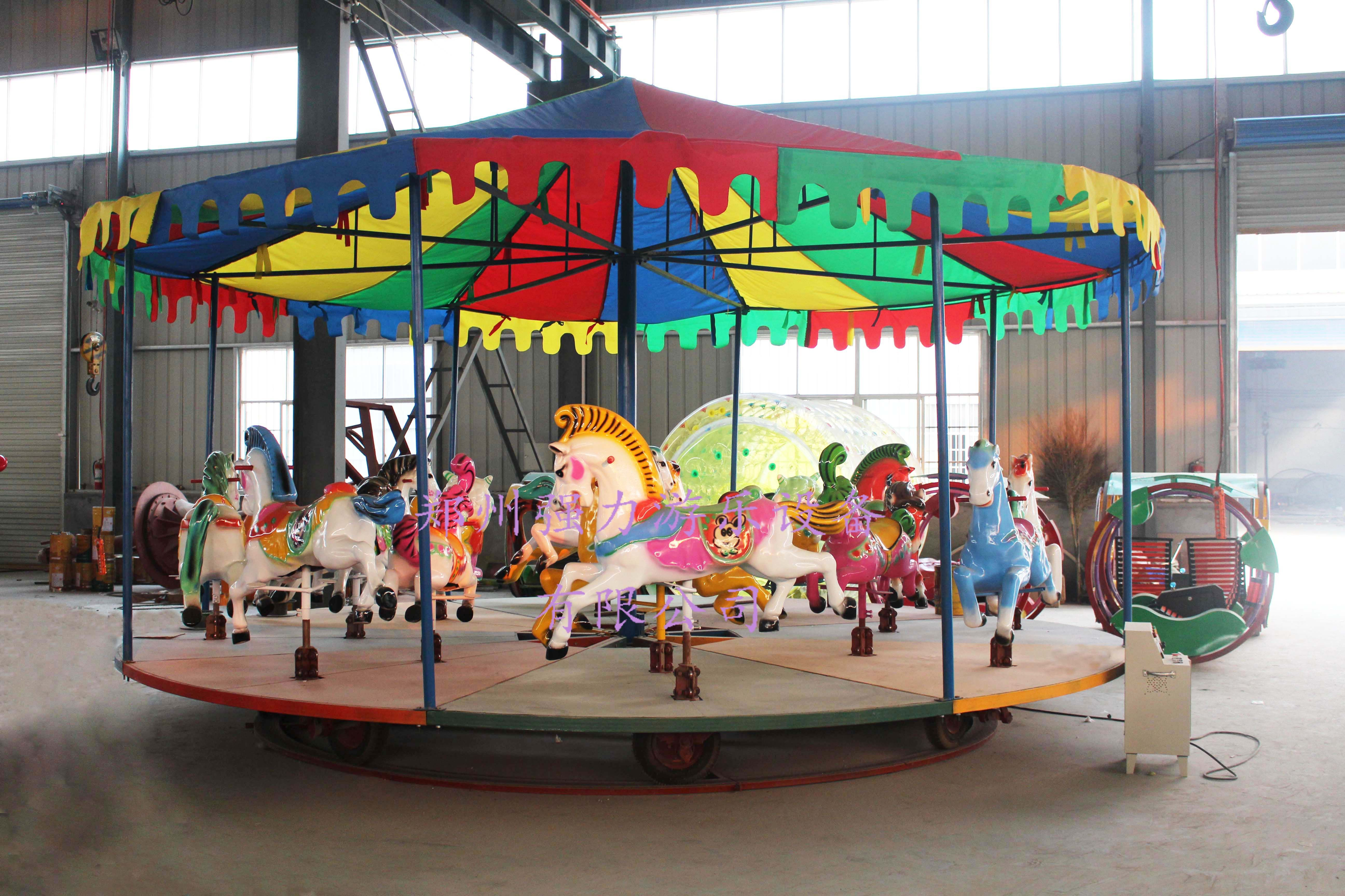 Carousel Rides For Sale Best Carnival Ride Manufacturers