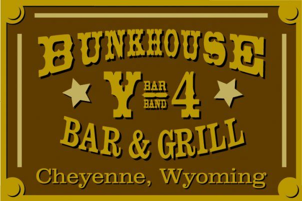 The Bunkhouse Bar & Grill on Happy Jack Road between Cheyenne and