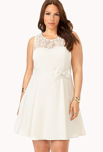 Festive Fit & Flare Dress   Fit flare dress, Prom and 50th