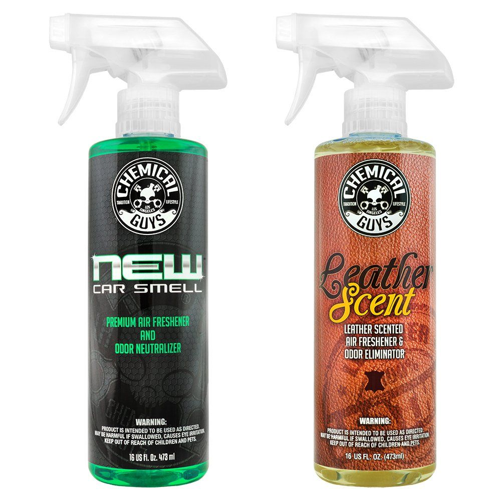 Chemical Guys AIR_300 New Car Scent and Leather Scent
