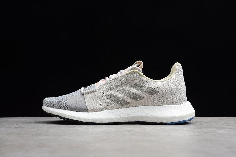 $78.99 Cheap Adidas SenseBoost Grey White G27402 Online For