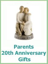 20th Anniversary Gifts For Your Pas