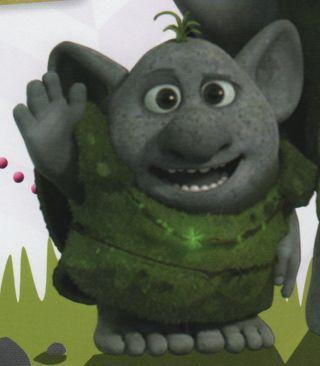 Baby Stone Troll Troll