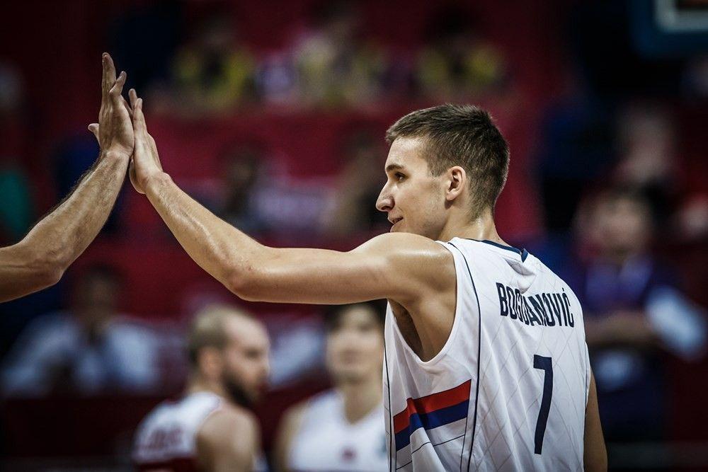 Bogdan Bogdanović Sports, Basketball, Tops