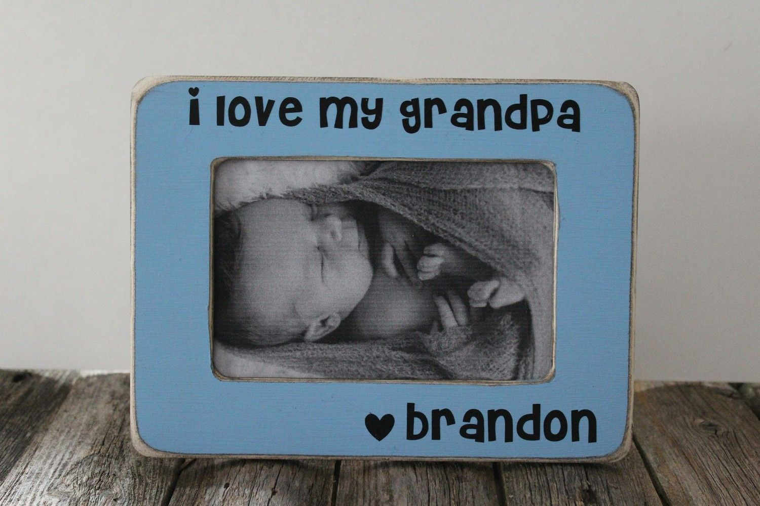 Excited to share the latest addition to my shop: Grandpa Picture ...
