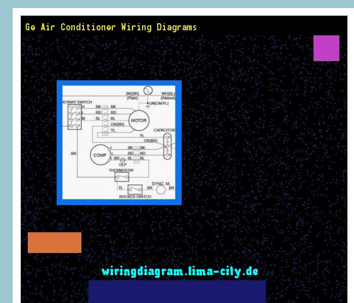 Ge Air Conditioner Wiring Diagrams Diagram 174652 Amazing Rhpinterest: Ge Air Conditioner Wiring Diagrams At Elf-jo.com