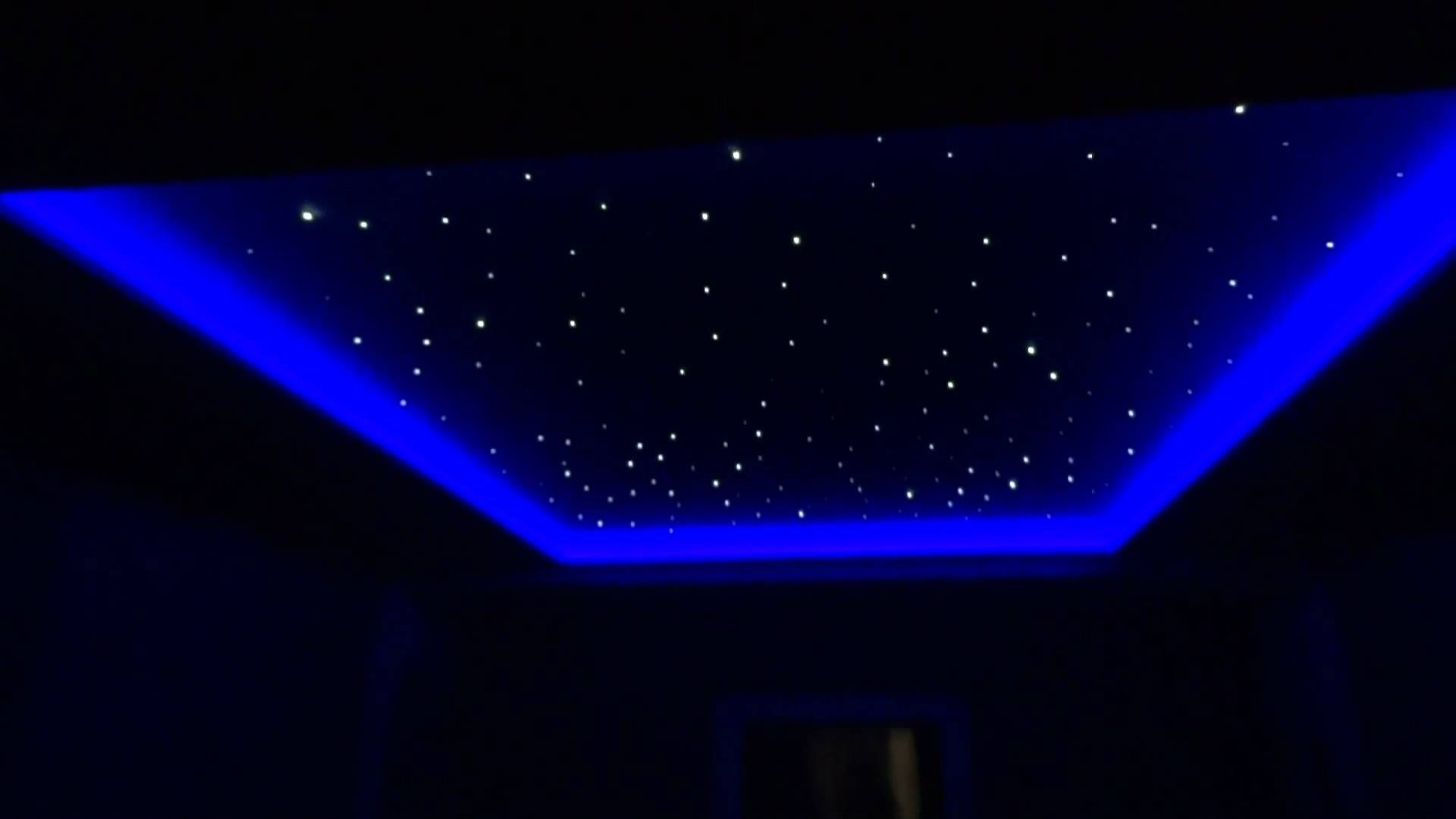 Night Light That Puts Stars On Ceiling Luminaire