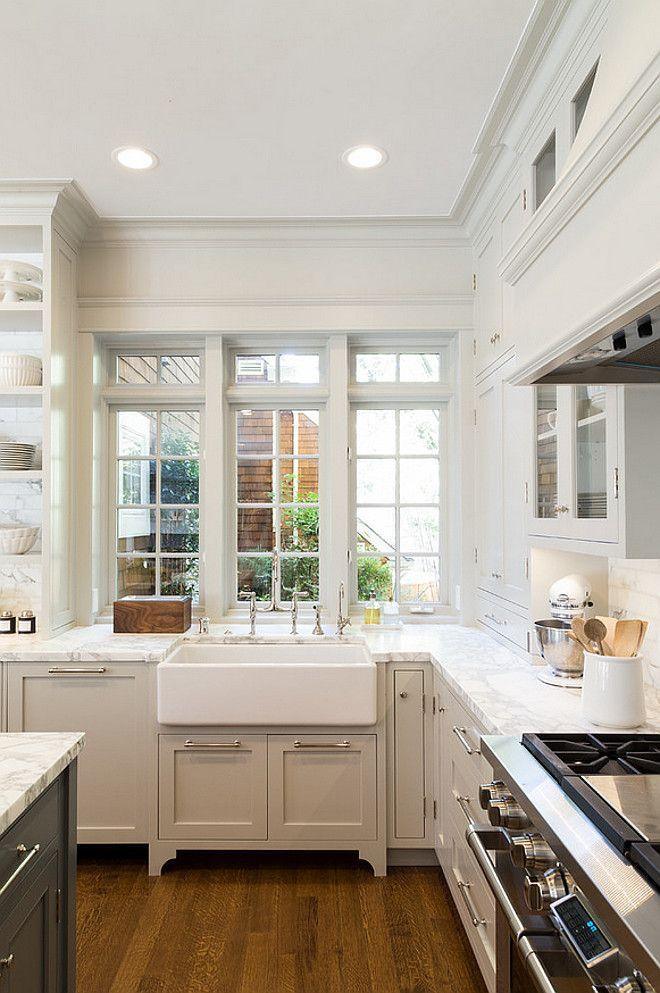 Kitchen Apron Sink and Faucet Ideas. Best apron sink. Best farmhouse ...