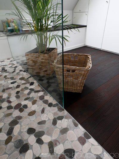Naturstein-Duschboden Badezimmer Pinterest Duschboden - badezimmer online planen