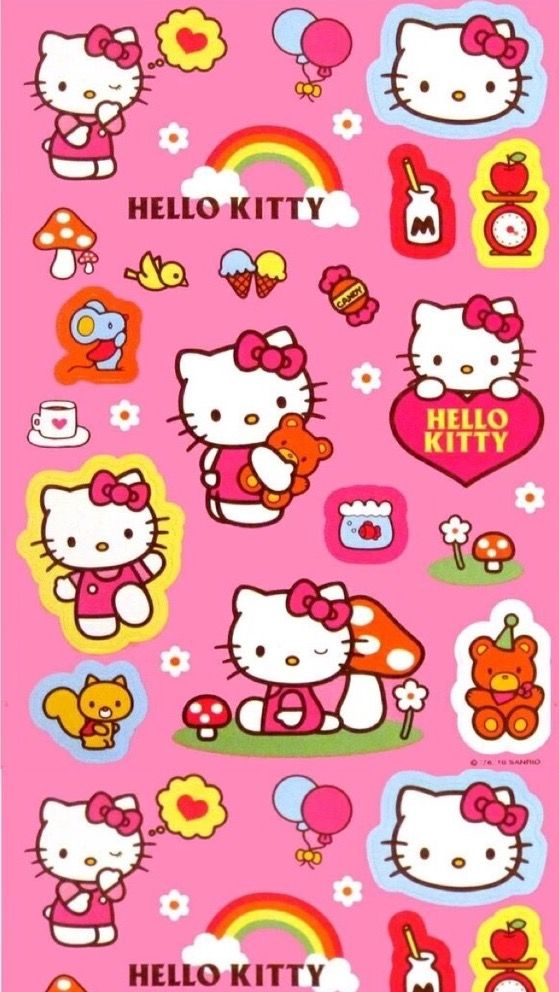 Pin By Mirna Negron On 9 รวม ร ปค ดต Hello Kitty Drawing Hello Kitty Pictures Hello Kitty Backgrounds