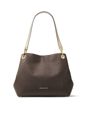 d5e7e0d8d0b Michael Michael Kors Raven Large Shoulder Tote - Brown Gold - One Size