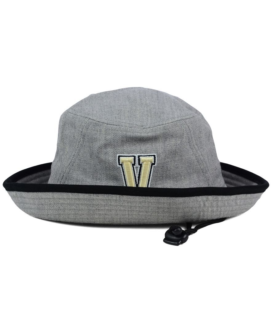 New Era Vanderbilt Commodores Tip Bucket Hat  39162b63699f