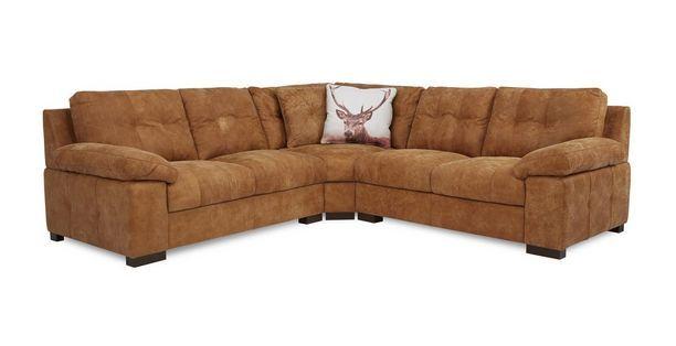 Swell Estate 3 Piece Corner Sofa Grand Outback Dfs Lounge Inzonedesignstudio Interior Chair Design Inzonedesignstudiocom