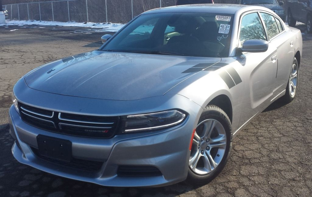 Charger Hash Marks 2011 2014 Car Side Stripes