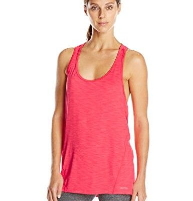 Calvin Klein Performance Women's Lightening Jersey Raceback Tee, Goji Berry, Medium Visit our site and shop for sports bra, sports bra nike, sports bras for big busts, cute sports bra, cute sports bra cheap, cute sports bra outfits, cute sports bras fitness,sports bras for big busts fitness, sports bras for big busts cups, sports bras for big busts sexy, sports bras for big busts workouts, sports bras for running, sports bras for big, Yoga Top