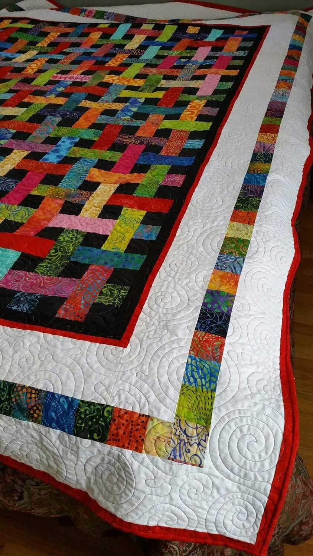 35 Marvelous Easy Batik Quilts Patterns Ideas