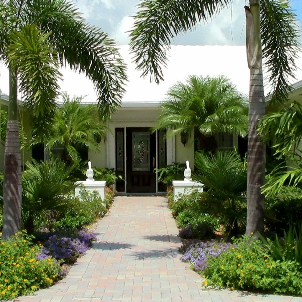 Before and After Tropical Landscape Transformation - Construction ...