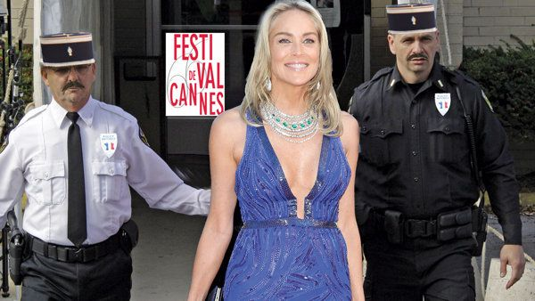Sharon Stone Named Suspect in Cannes Jewel Heist