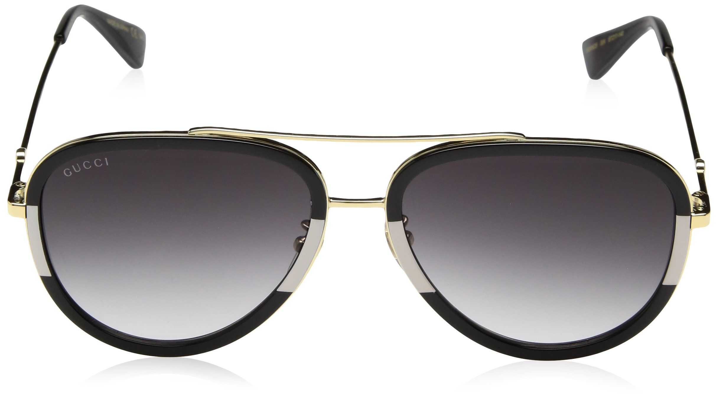 1928cff620d Gucci 0062S 006 Gold 0062S Aviator Sunglasses Lens Category 3 Size 57mm     Read more reviews of the product by visiting the link on the image.