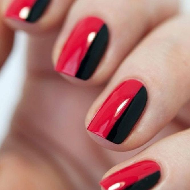 21 New and Elegant Designs for French Nails You Will Want to Try ...