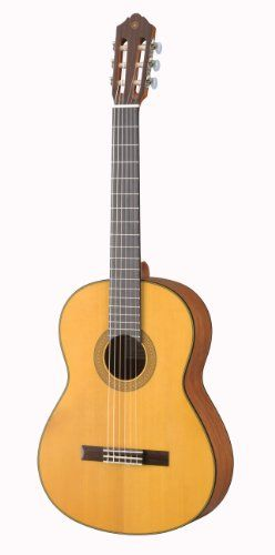 Yamaha Spruce Top Classical Guitar Matte Finish Cg122ms Goruntuler Ile