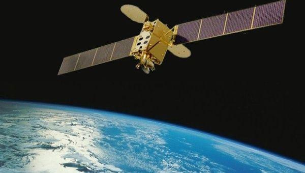 Satelite Simon Bolivar 7 Anos Al Servicio De Venezuela Ghana Satellites Space Junk