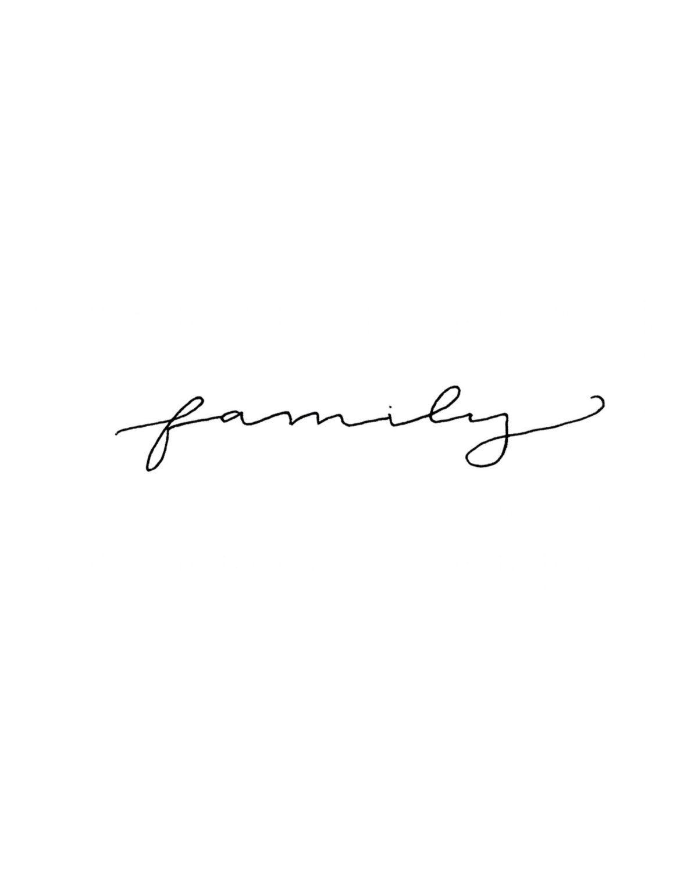 Familie digitaler Download #lifestories