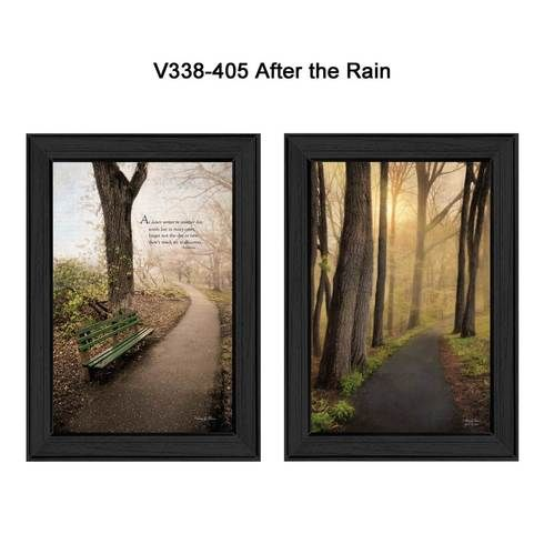 """V338-405 """"""""After the Rain"""""""""""