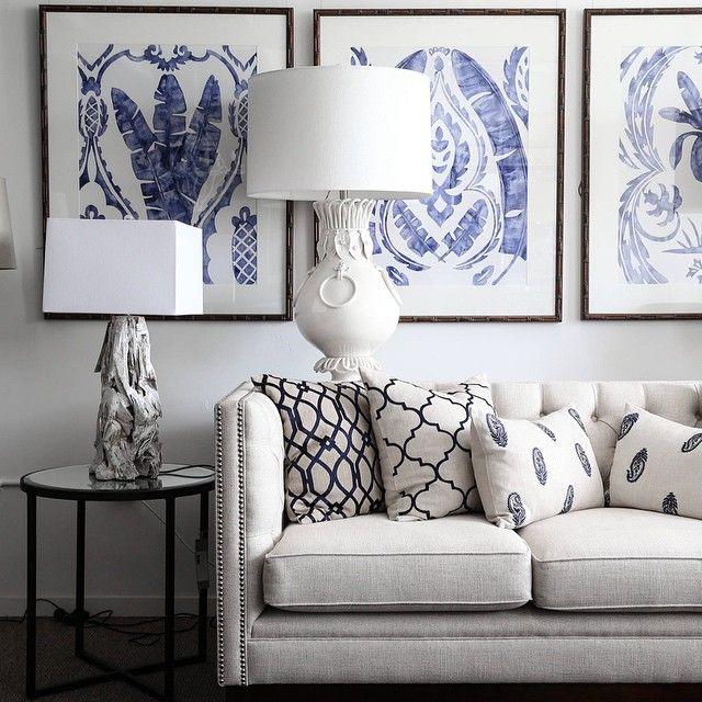 Neutral color scheme #ideas #colors #sofa #livingroom