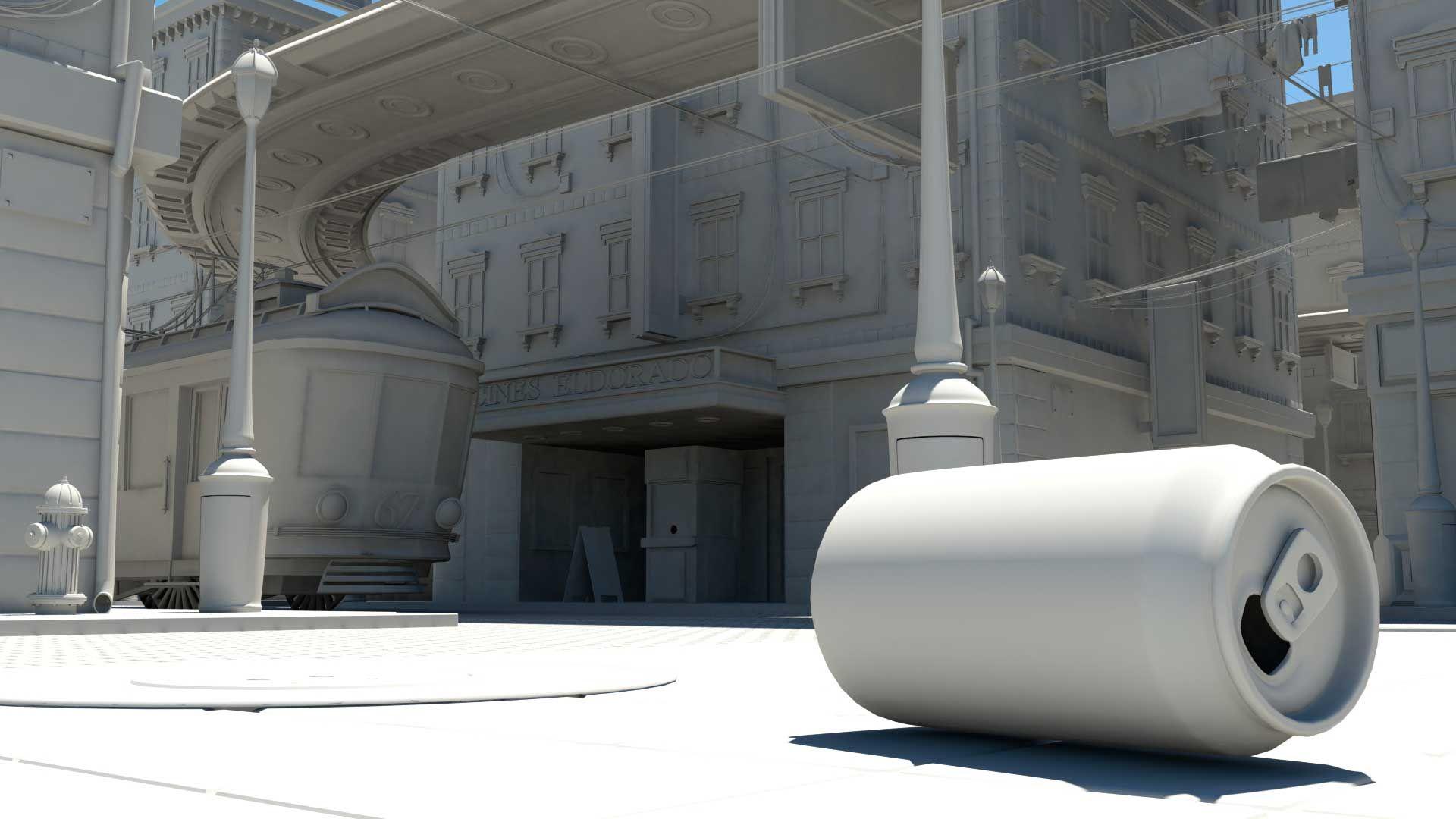 Modelados de Clara Martín, Daniel García, Eduardo Gilsanz, Gonzalo Montero y Francisco Laprea, alumnos del Máster en 3D con Maya. Para más información, clica en la imagen
