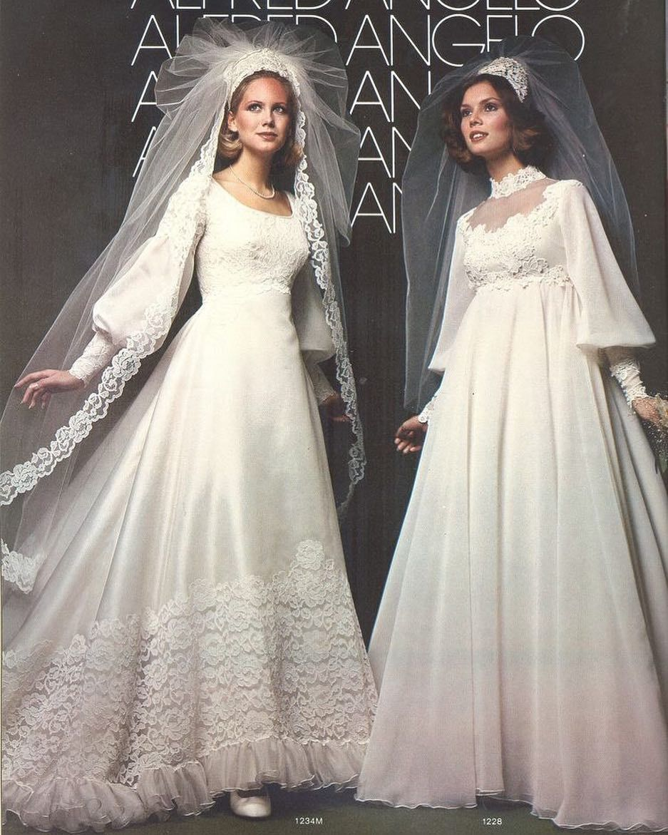 Gift Card in 2020 1980s wedding dress, 70s wedding dress