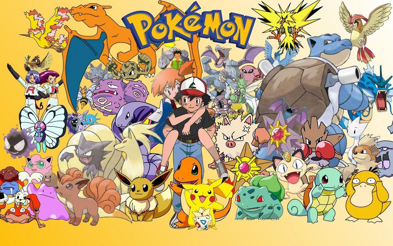 Pokemon wallpapers 15 HD Collection Pokemon-Wallpaper ...